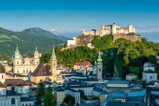Munich Private Tours to Salzburg