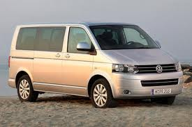 VW Van for private tours of 6 to 8 people