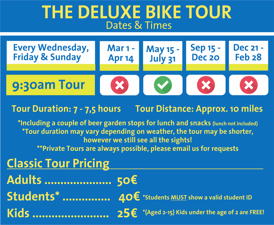 deluxe timetable
