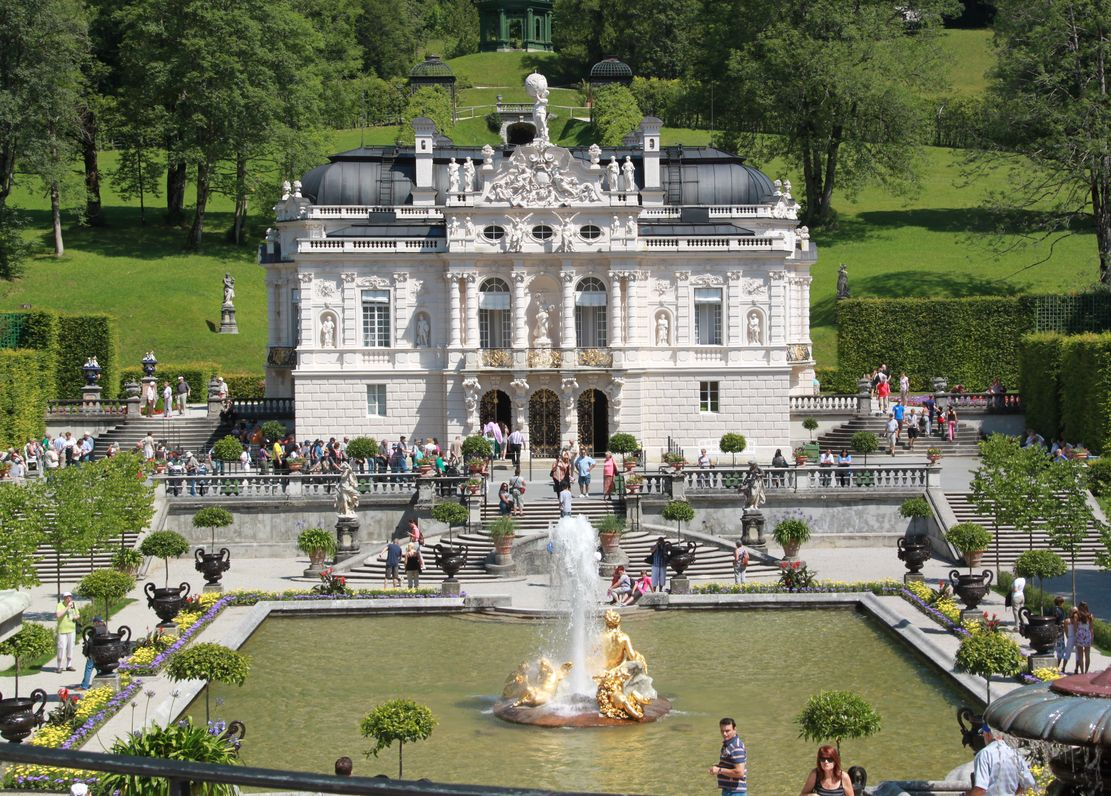 Private tours to Neuschwanstein and Linderhof Castle