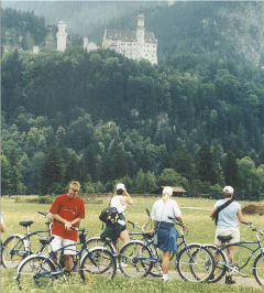 bikes and castle-240 266
